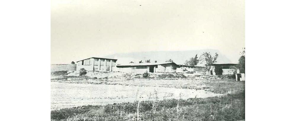 Farma před X lety